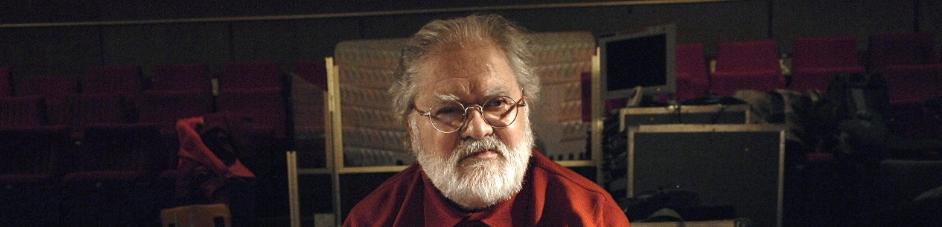 Pierre Henry est considéré comme le pionnier de la musique concrete