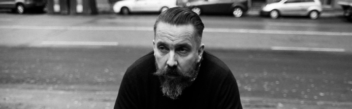 Andrew Weatherall by Andrew Weatherall
