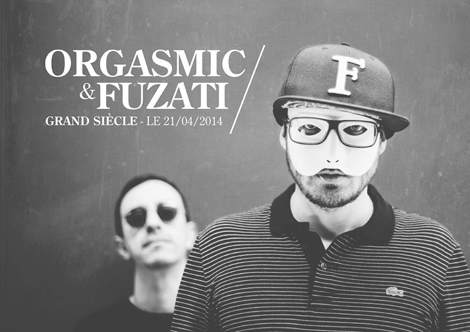 Fuzati + Orgasmic = Grand Siècle