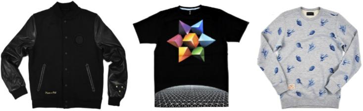 sixpack france propose aux trendesetters de colorer leur style avec des t-shirts graphiques