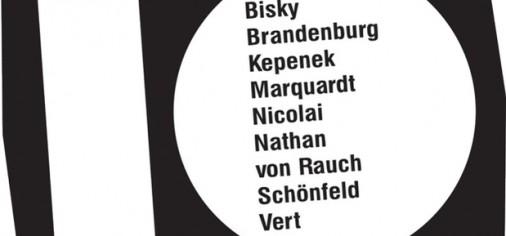 Exposition événement pour l'anniversaire Berghain
