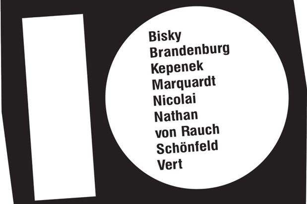 Exposition événement pour l'anniversaire des 10 ans du Berghain