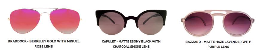 Toyshades Sunglasses est la marque du style authentique à l'anglaise
