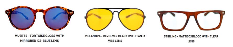 Toyshades est la marque de lunettes anglaises authentique, rebelle et trendy