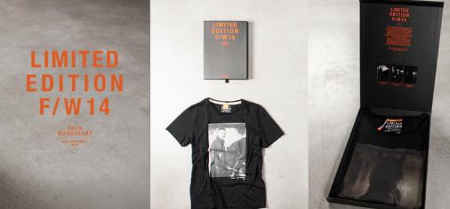Hugo Boss x Sven Marquardt : collector