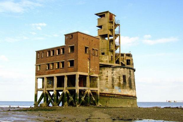 Berghain in the sea : une petite piéce pour la bonne cause
