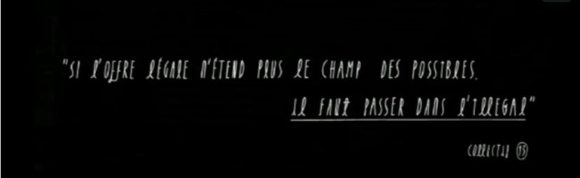 Paris Face B : underground y es-tu ?