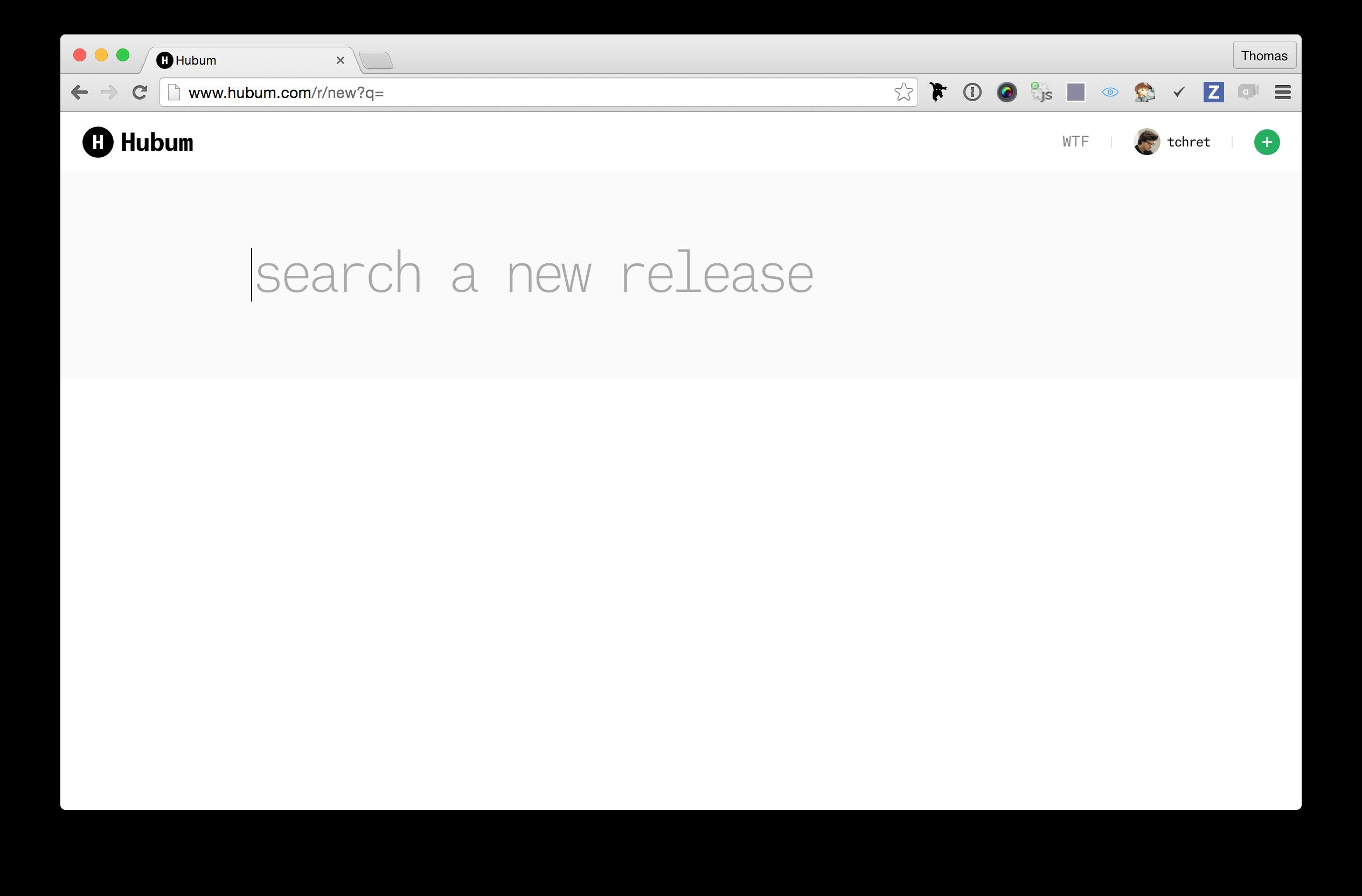 hubum-search