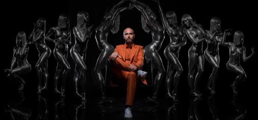 Vitalic annonce un nouvel album Voyager