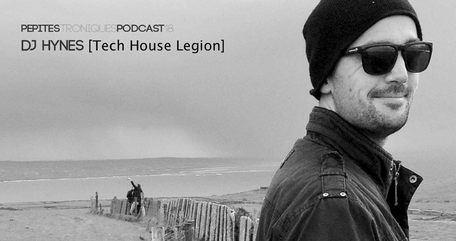 dj hynes tech-house legion