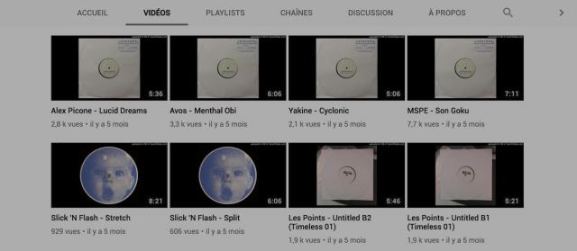 techno youtube music