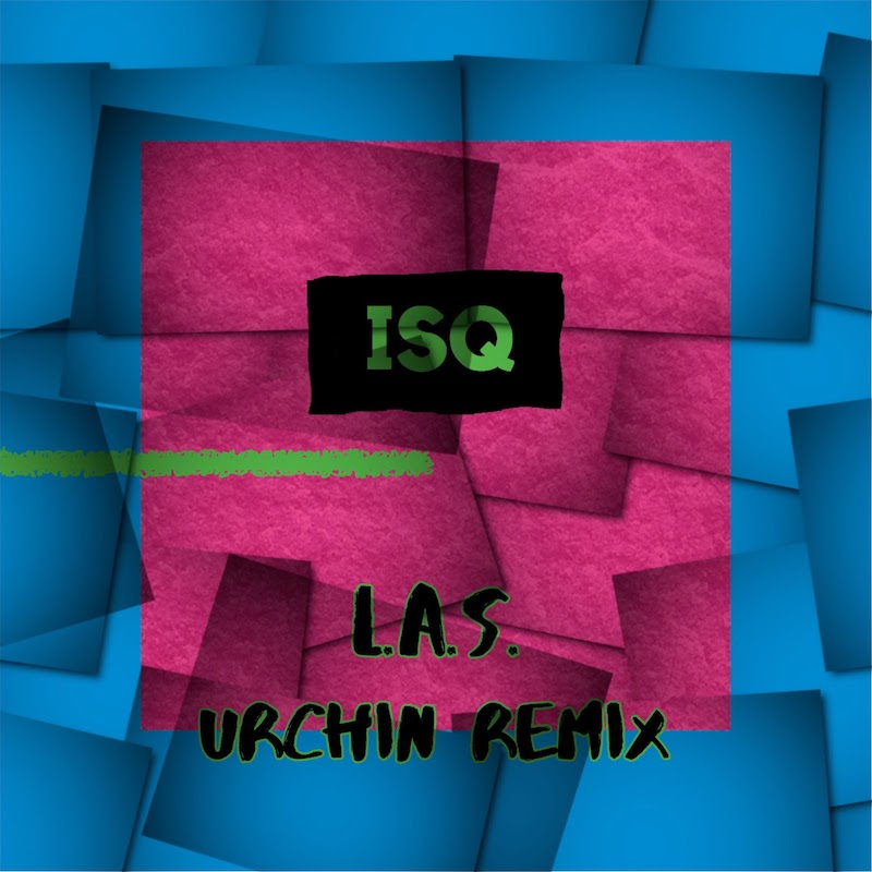 Le célèbre Quartet de Londres, ISQ, dévoile le remix de Urchin « L.A.S. », extrait de leur prochain album Requiem For the Faithful 2.0 : The Remixes