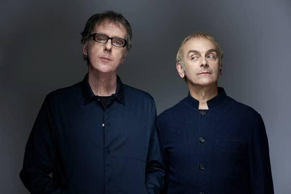 underworld célébre duo producteurs de musique électronique Angleterr