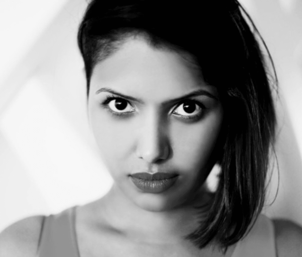 Pooja B femme DJ Emirats Arabes-Unis