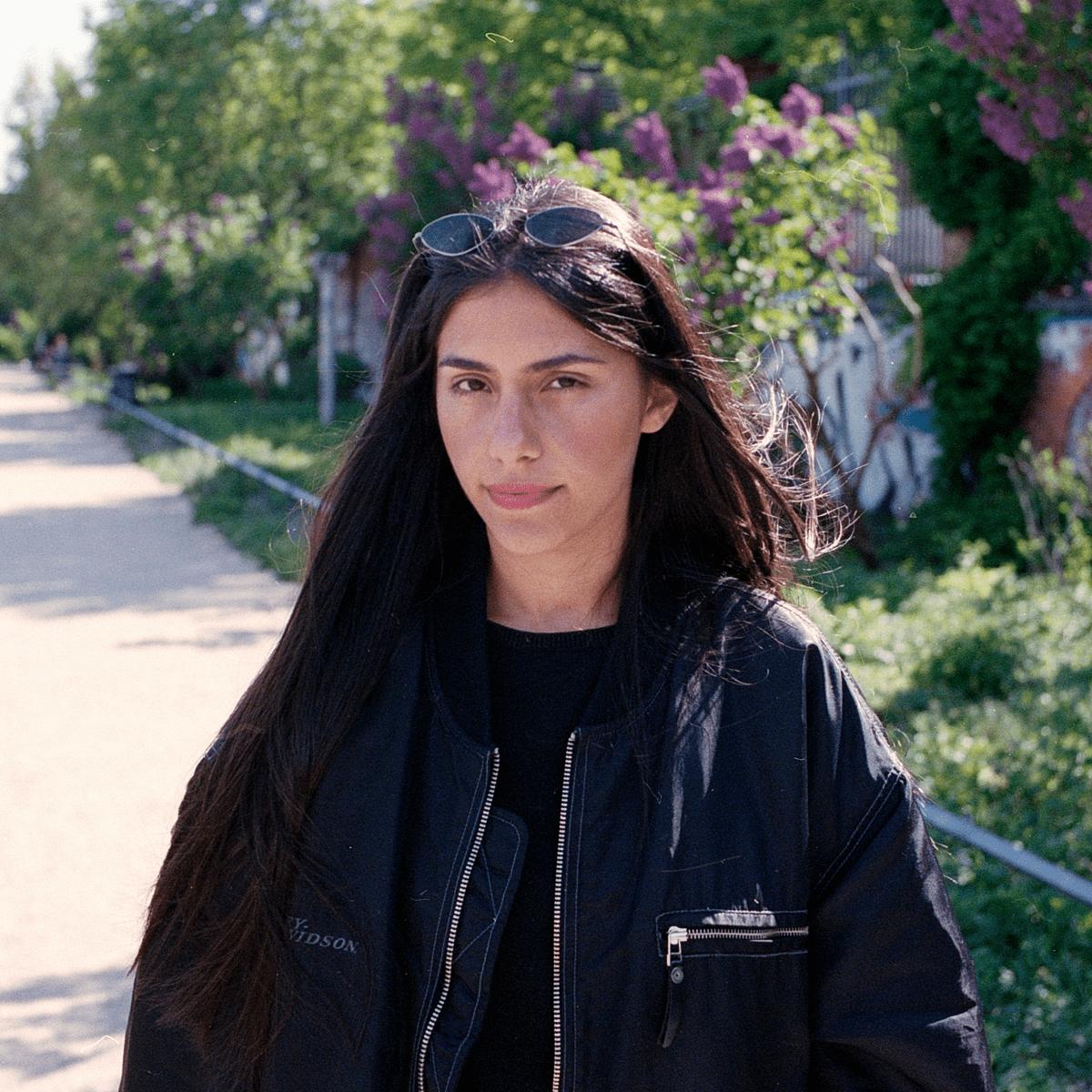 Dina productrice femme DJ Egypte