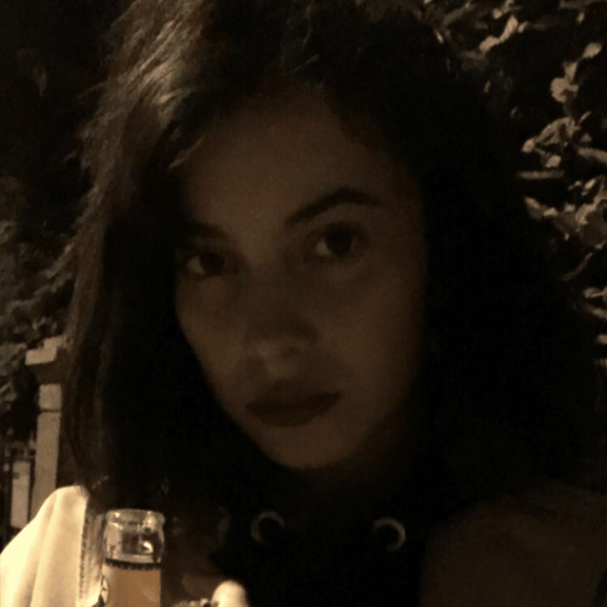 Jamira Estrada DJ et productrice de Suisse. Talent féminin de la nouvelle génération de la scène Techno
