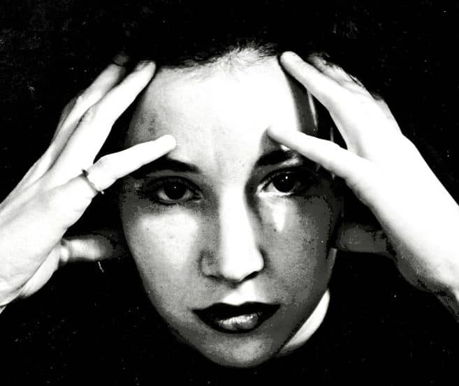 Marie Wilhelmine Anders productrice basée à Berlin de musique genre Electronica