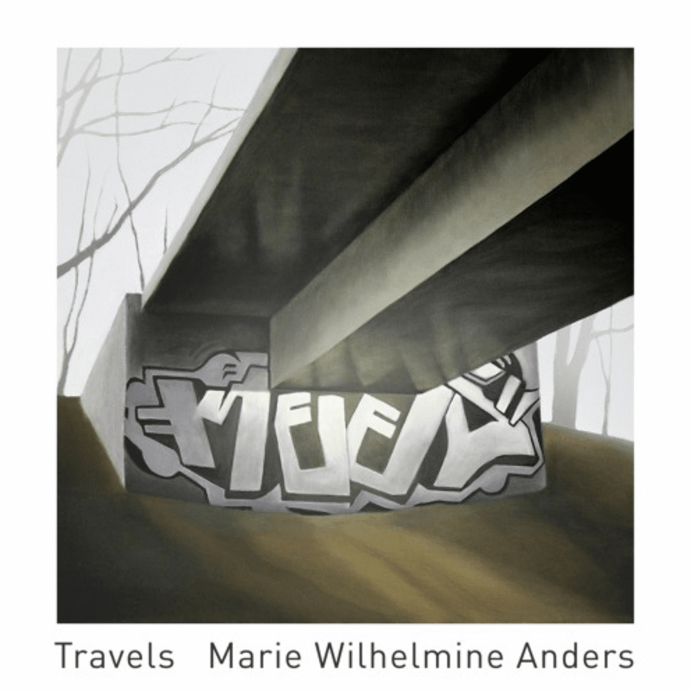 Marie Wilhelmine Anders annonce la sortie de son nouvel EP 'Travels » via Broque