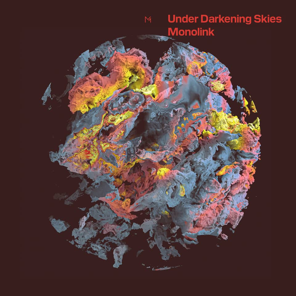 Monolink annonce son deuxième album studio « Under Darkening Skies » via Embassy One