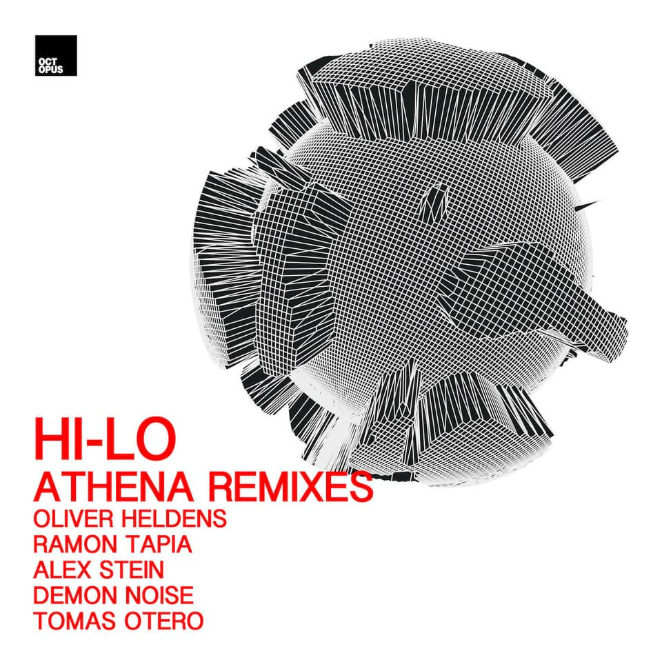 HI-LO Athena Remixes via Octopus Recordings