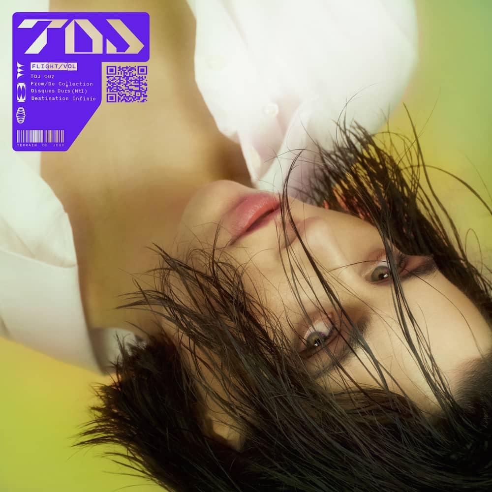 TDJ annonce l'euphorique EP trois titres «TDJ002», qui sortira sur le label Collection Disques Durs de Montréal