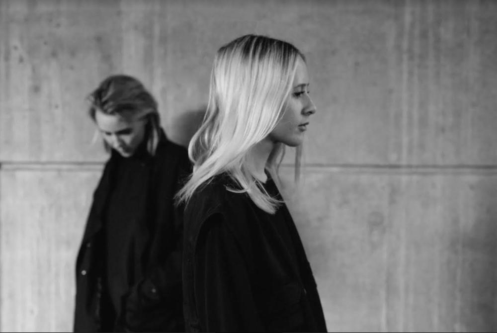 Eli & Fur femmes DJ et productrices de Londres qui signent un remix 'Drink to Get Drunk' de Sander Van Doorn