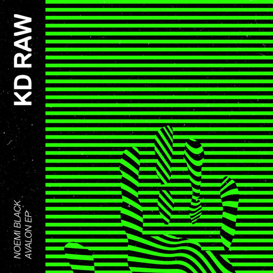 You are currently viewing Noemi Black fait ses débuts sur KD Raw avec son dernier EP « Avalon »