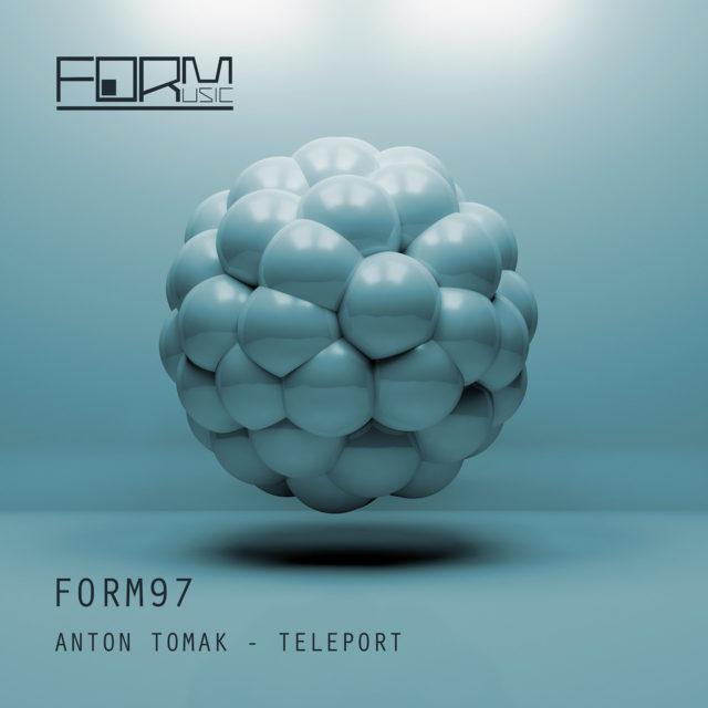Anton Tomak Teleport EP form music