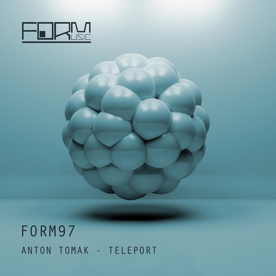 Anton Tomak débarque sur Form Music avec son EP « Teleport »