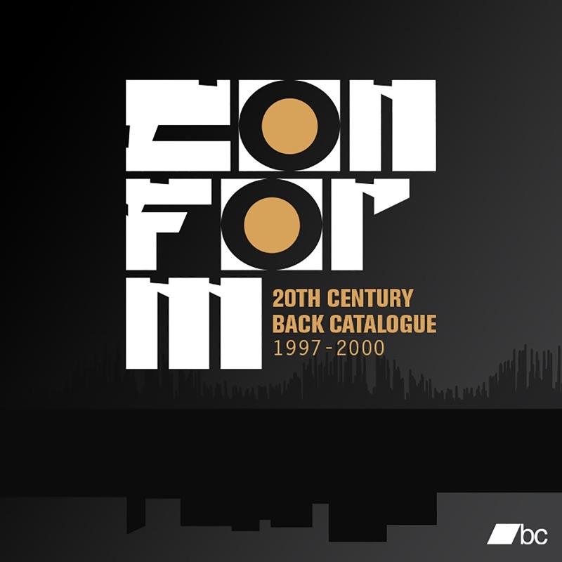 Gaetano Parisio dévoile la première partie de sa discographie remasterisée « Conform's 20th Century Catalogue » via Conform Records.