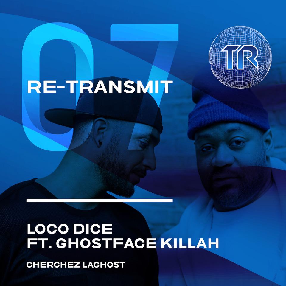 Le leader du Wu-tang Clan, Ghostface Killah, et Loco Dice signent un track épique « Cherchez LaGhost » via Transmit Recordings