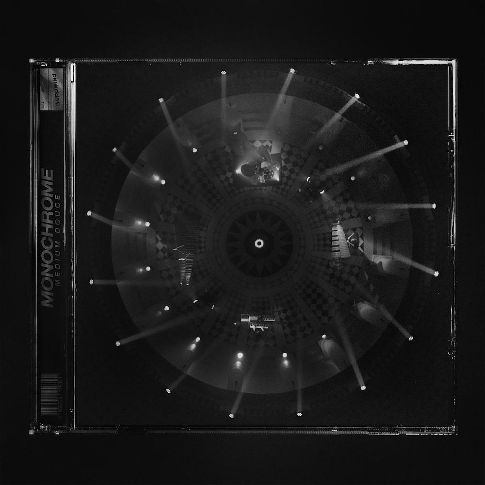Medium Douce va sortir leur nouvel EP intitulé « Monochrome » via Uppwind Records