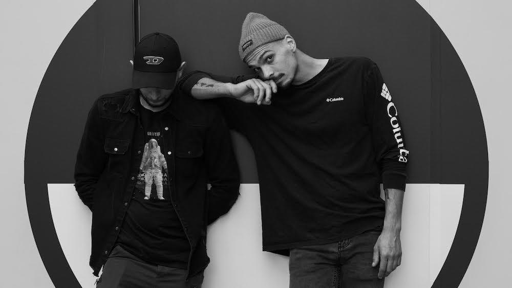 "techno producteurs Soko & Sev nouvel EP sur Codex Recordings ""Escape From Earth"""