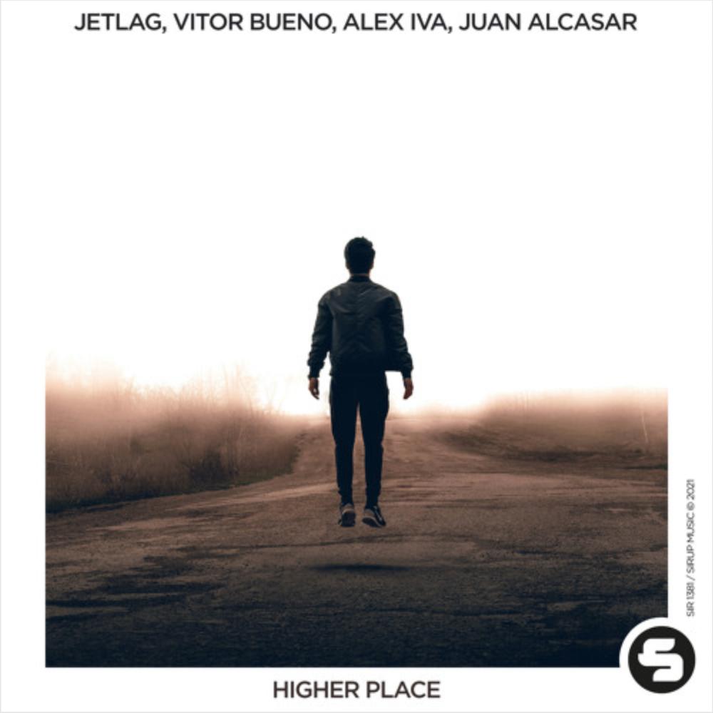 Read more about the article Jetlag s'associe avec Alex Iva, Juan Alcasa & Vitor Bueno pour leur première collaboration 'Higher Place' disponible via Sirup Music