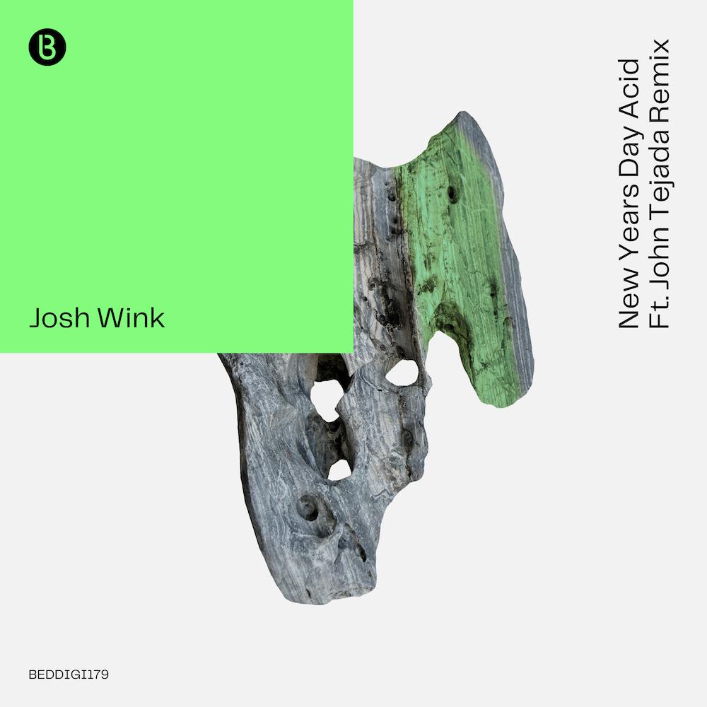 Read more about the article Josh Wink dévoile le mix original de la pièce phare de Quattro II, « New Years Day Acid », avec un nouveau remix de John Tejada, qui sort maintenant sur Bedrocks Records