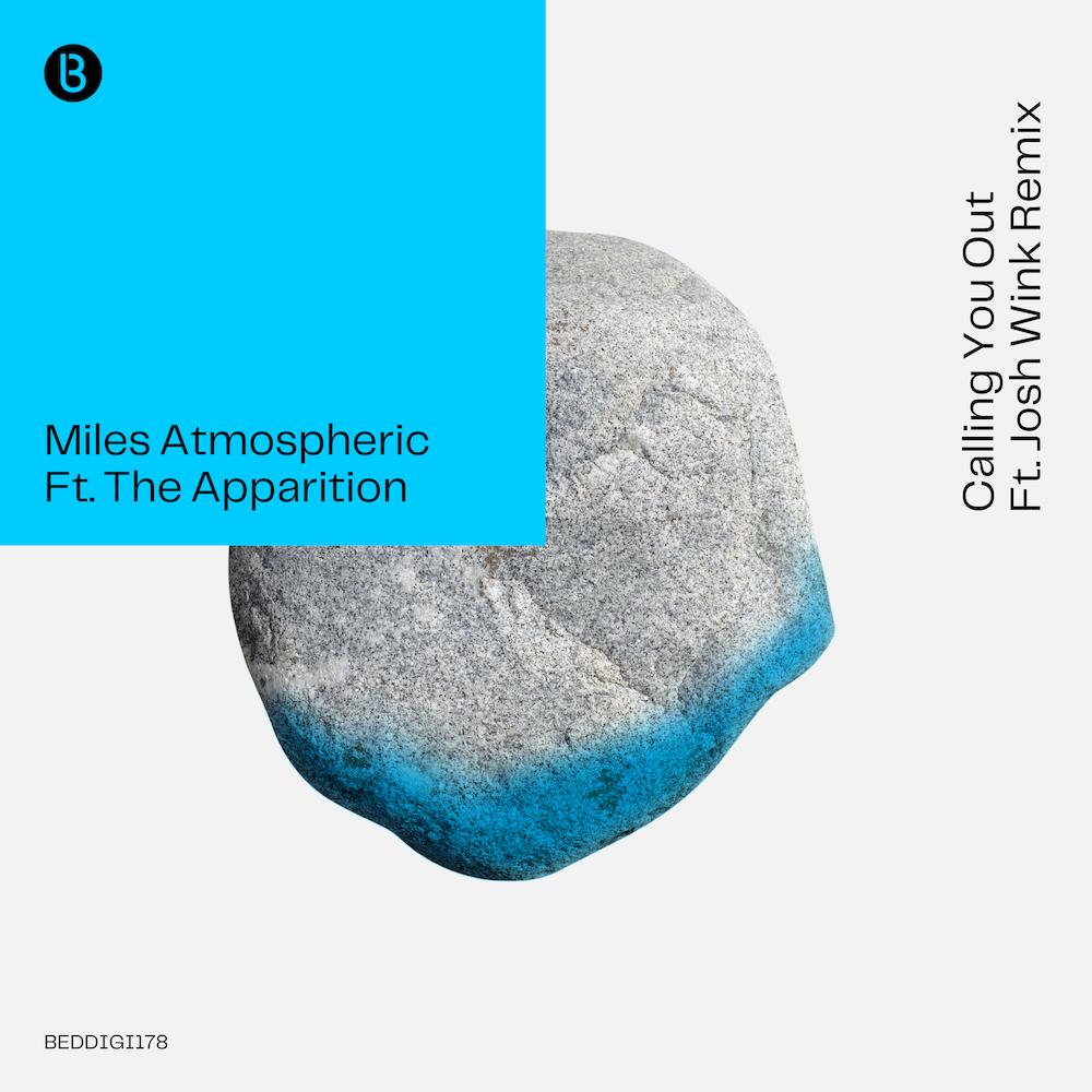 """Miles Atmospheric Feat The Apparition signe un EP """"Calling You Out"""" avec remix de Josh Wink"""