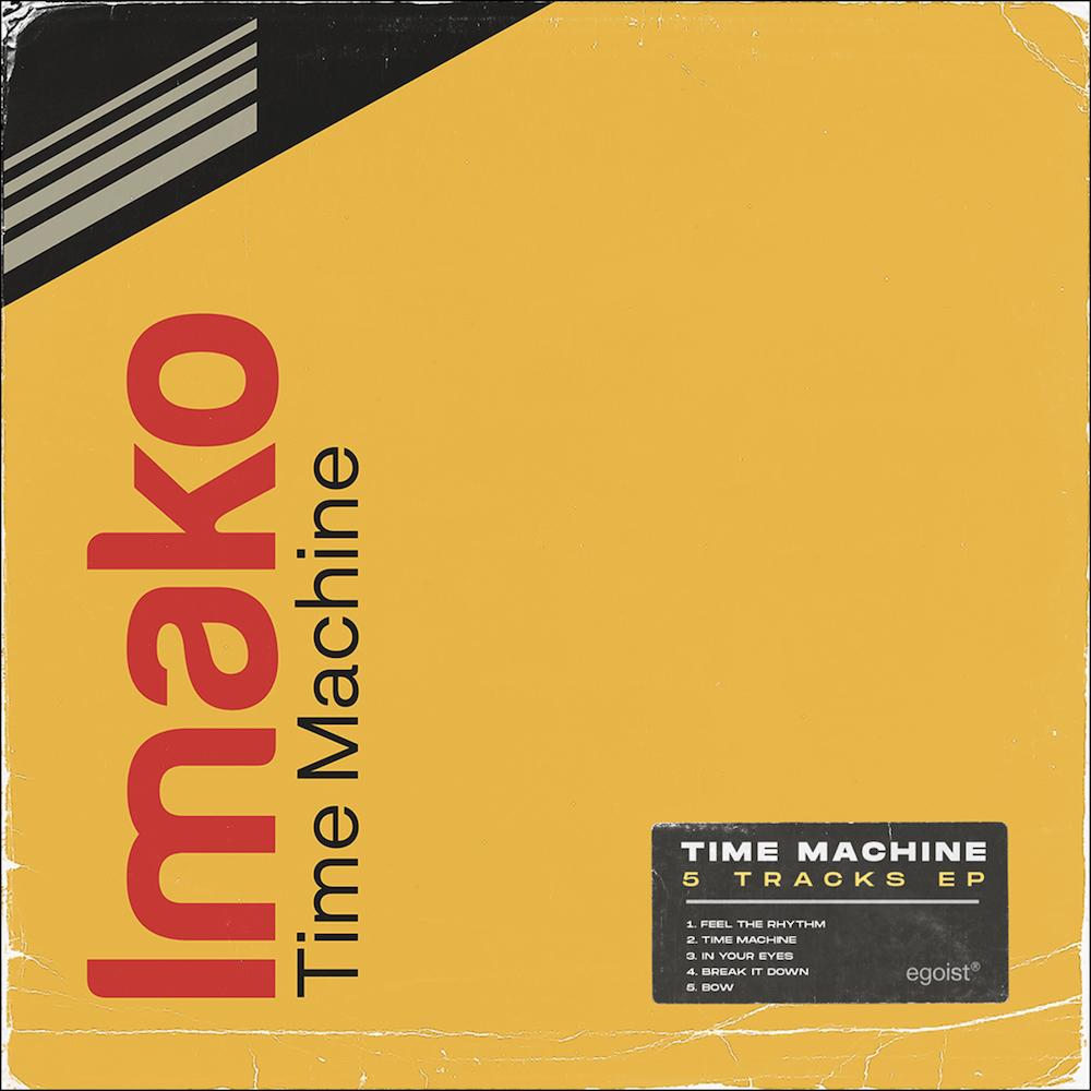 Read more about the article Le producteur parisien Imako dévoile son nouvel EP « Time Machine » le nouvel EP : Un concept de « French Touch orchestrale » utilisant des instruments d'orchestre typiques, hautbois, violon ou trompette via Egoist Records