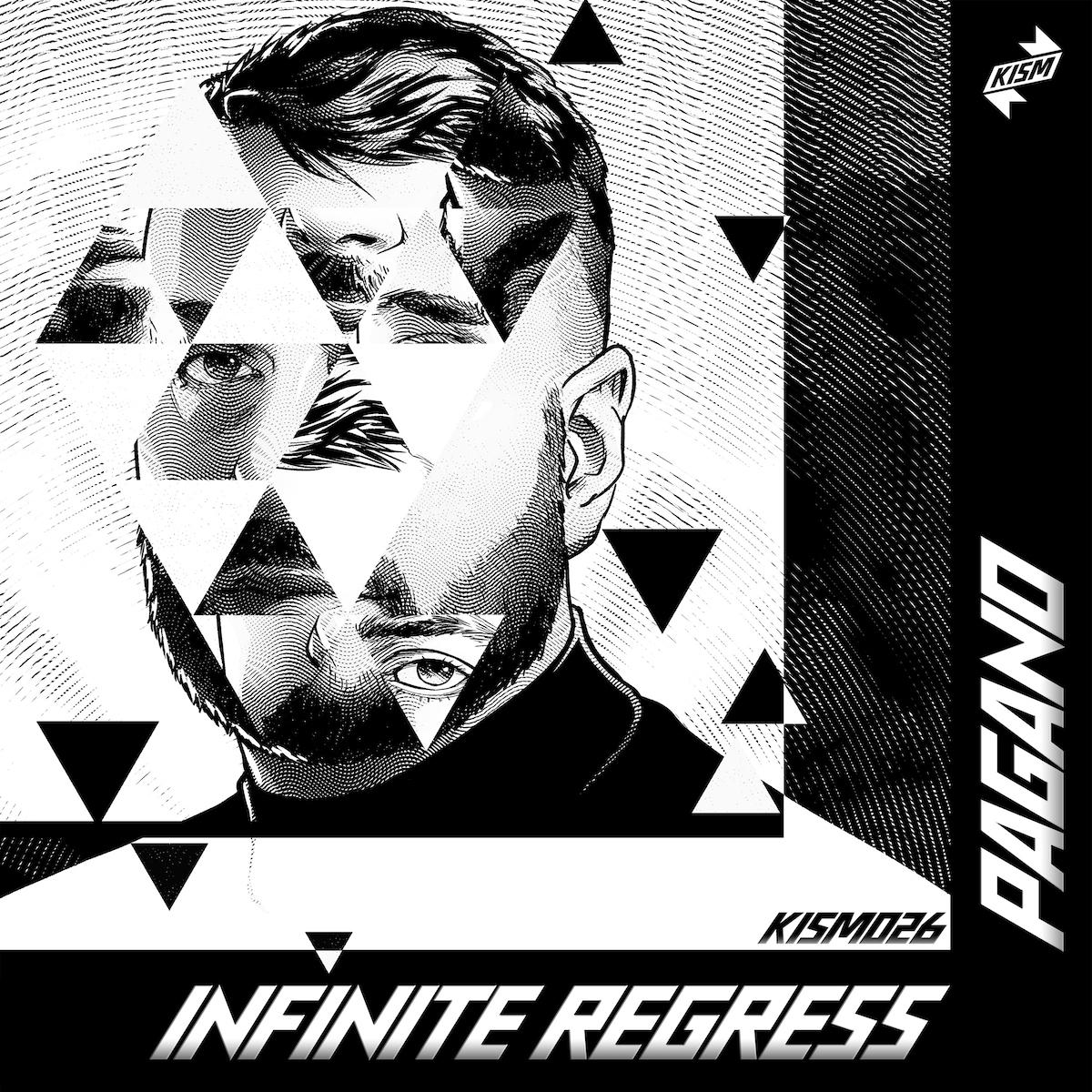 Read more about the article Le producteur Italien et fondateur de Kism, Pagano, signe un nouvel album intitulé « Infinite Regress »