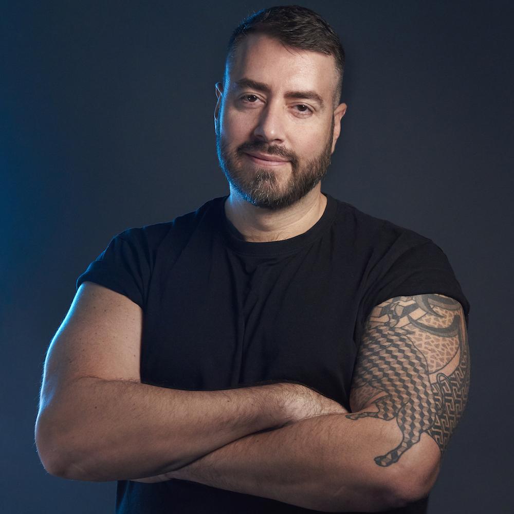 Pagano producteur musique Techno italien et fondateur du label Kism