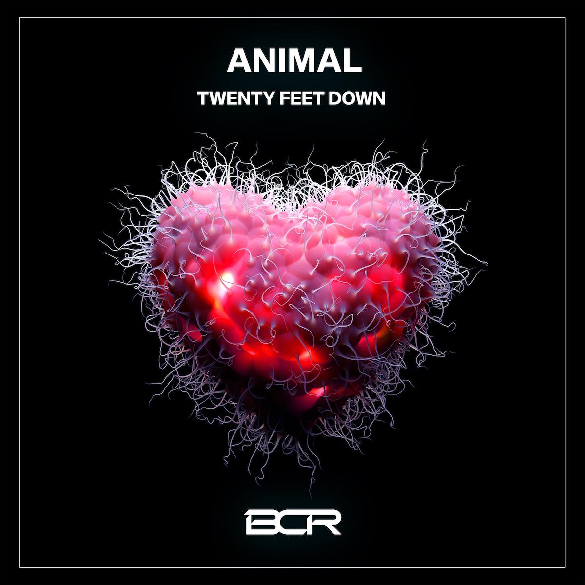 Read more about the article Twenty Feet Down revient sur Blue Crane Records avec un incroyable nouveau single vocal intitulé « Animal »