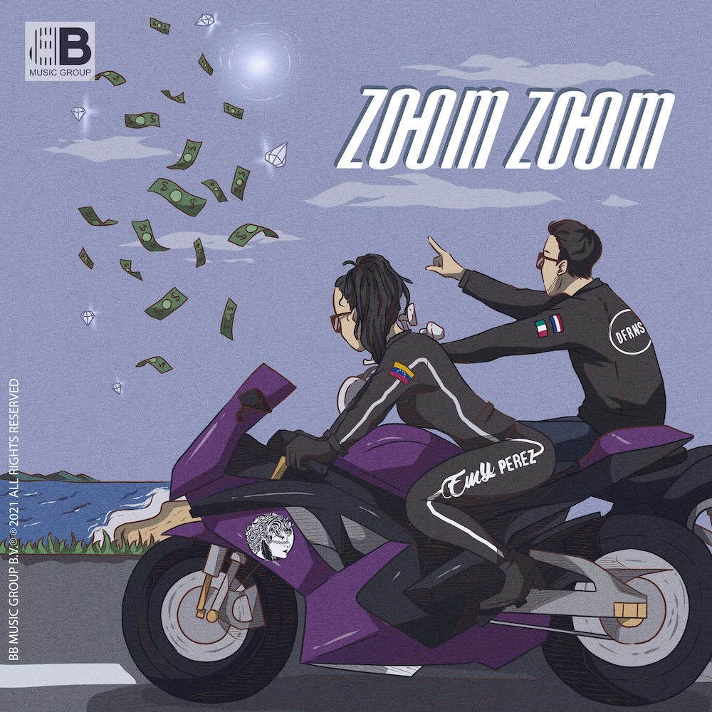 You are currently viewing Emy Perez & DFRNS s'associent pour une collaboration explosive « Zoom Zoom » disponible maintenant sur BB Music Group