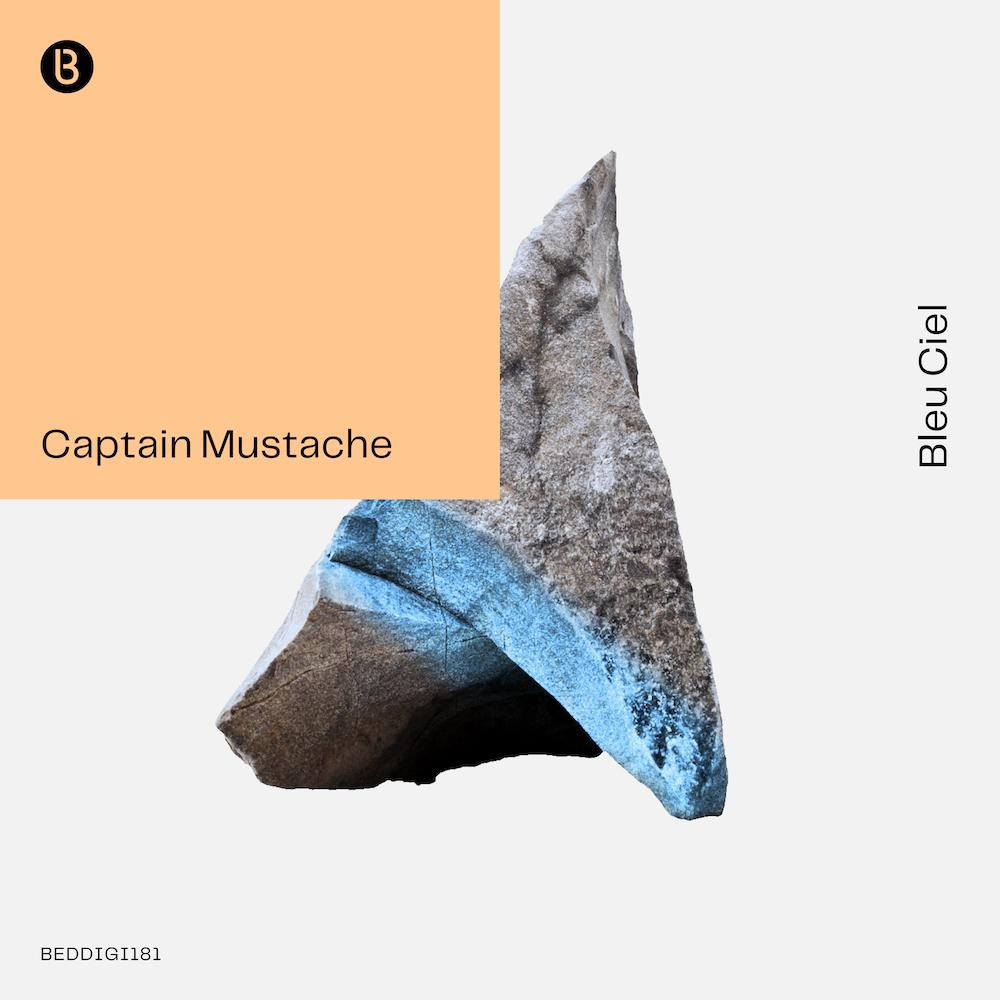 Read more about the article Captain Mustache revient sur le devant de la scène avec le track « Bleu Ciel » via Bedrock Records