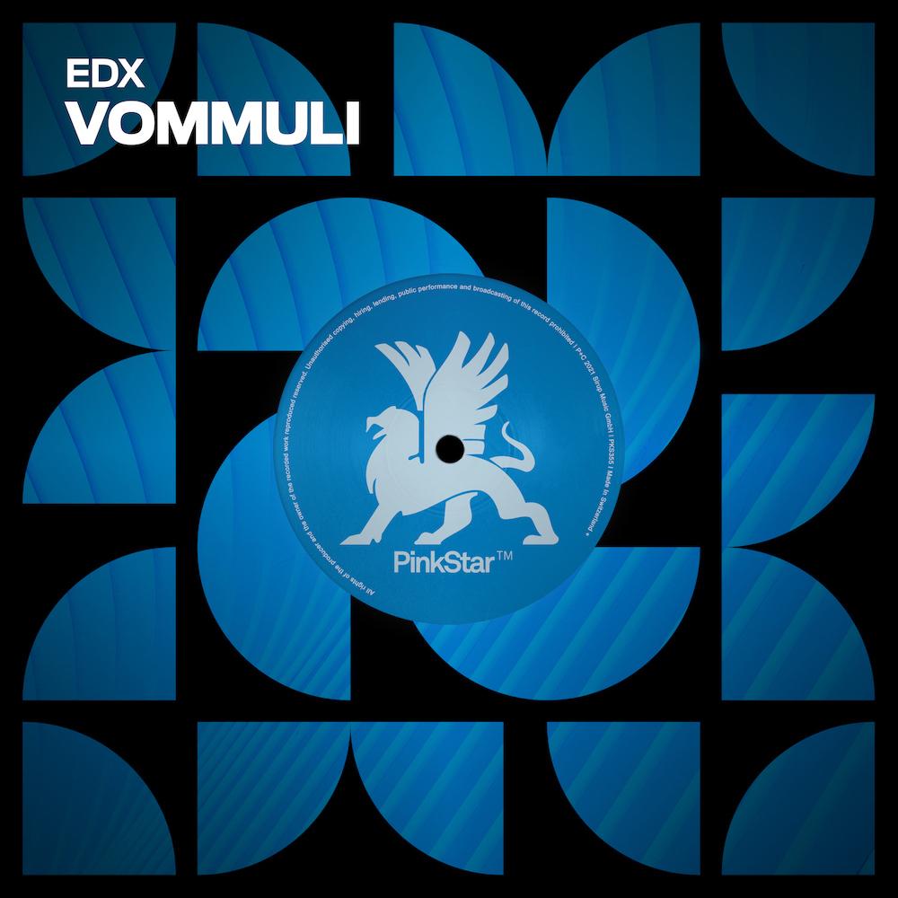 Read more about the article EDX revient avec un nouveau disque club étonnant, « Vommuli », via Pinkstar Records