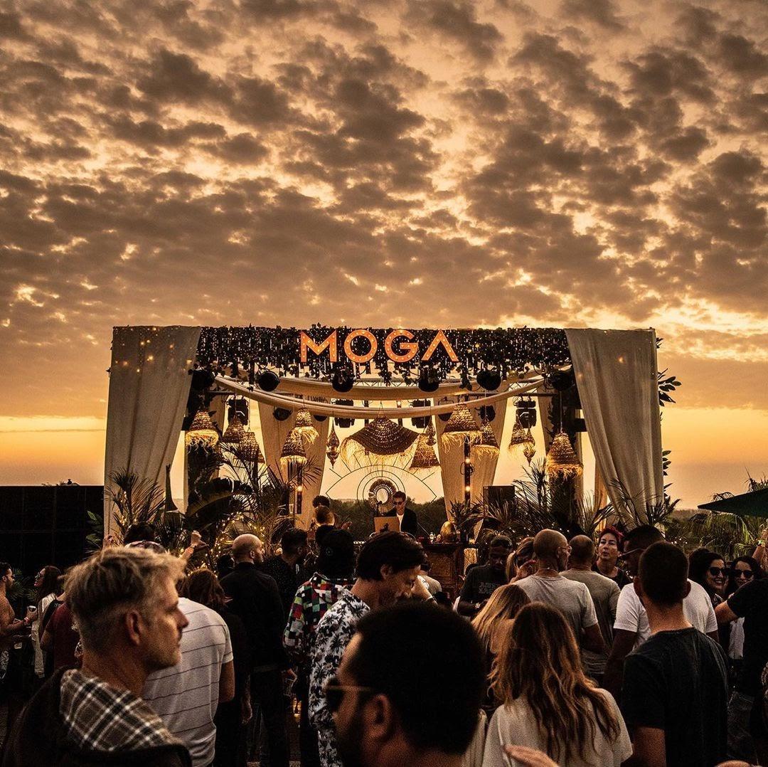 MOGA Caparica festival Tech-House 6 au 10 octobre 2021 Portugal