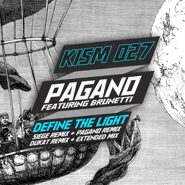 Pagano define the light EP remix