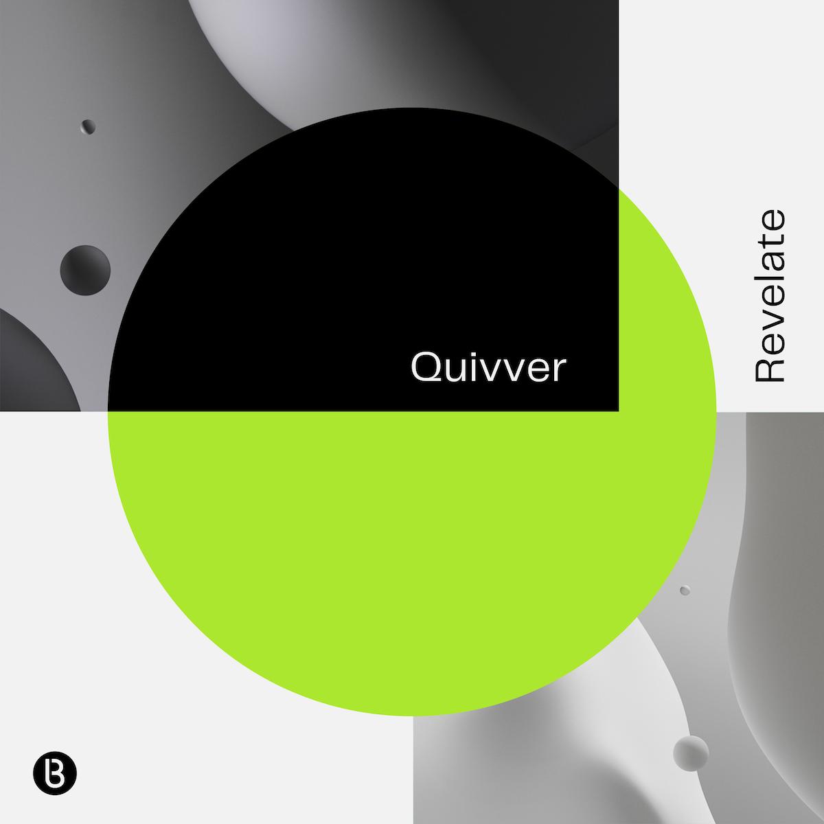 Read more about the article Quivver sort l'album le plus prometteur de l'année «Revelate » via Bedrock records