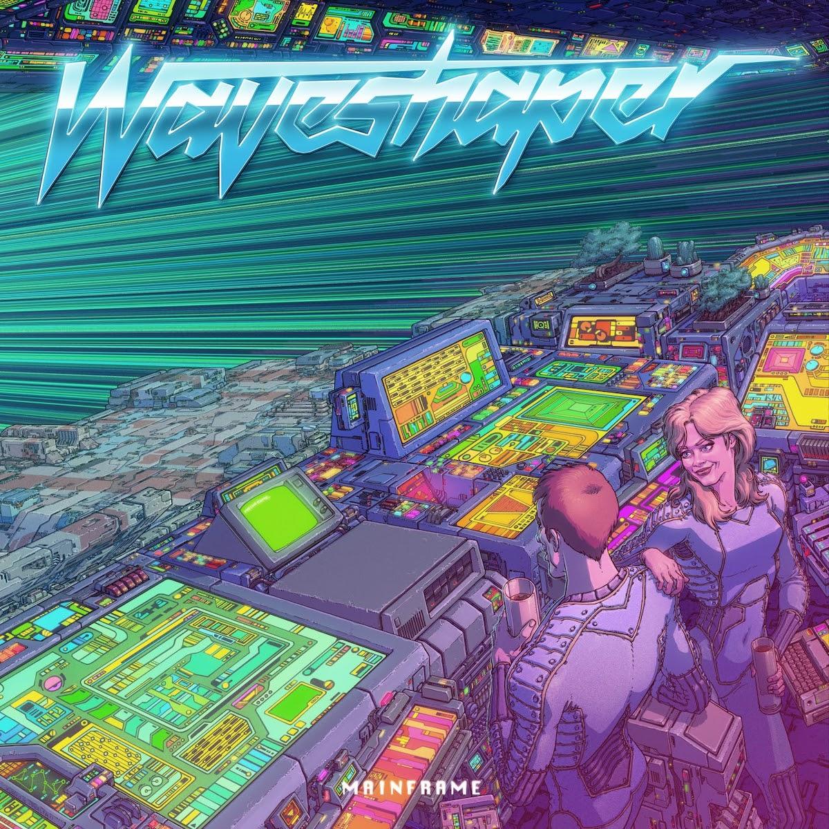 Read more about the article Le célèbre producteur de synthwave, Waveshaper, annonce la sortie de son prochain album « Mainframe »