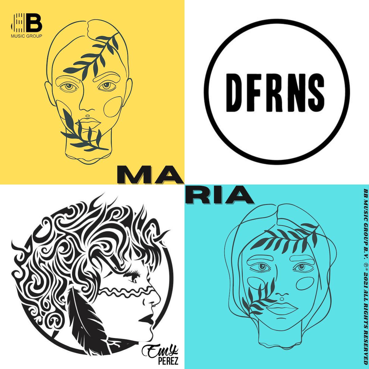Read more about the article Emy Perez & DFRNS font monter la température avec » Maria « , disponible dès maintenant sur BB Music Group