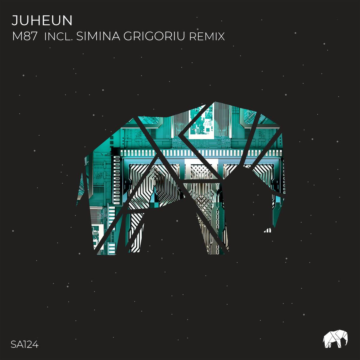Read more about the article Juheaun revient à la charge avec un EP intergalactique intitulé, « M87 », incluant un remix de Simina Grigoriu sur le label Set About