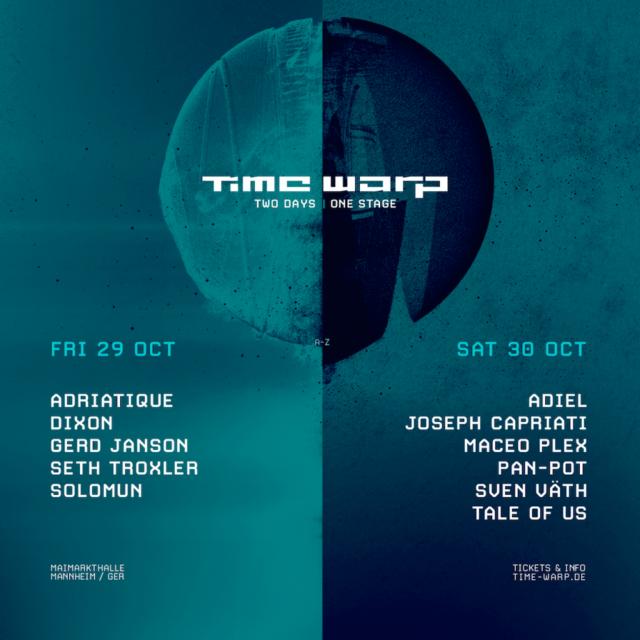 Time Wrap Festival Mannheim 2021